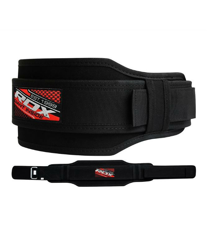 RDX Cinturon 5D Double Power Lifting Belt 1